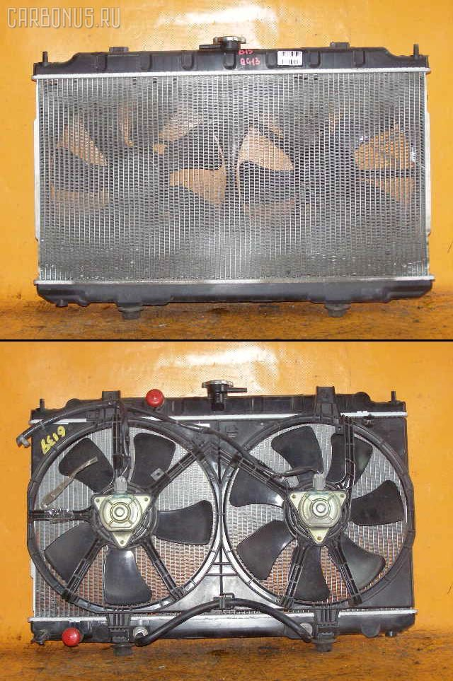 Радиатор ДВС NISSAN SUNNY B15 QG13DE. Фото 5
