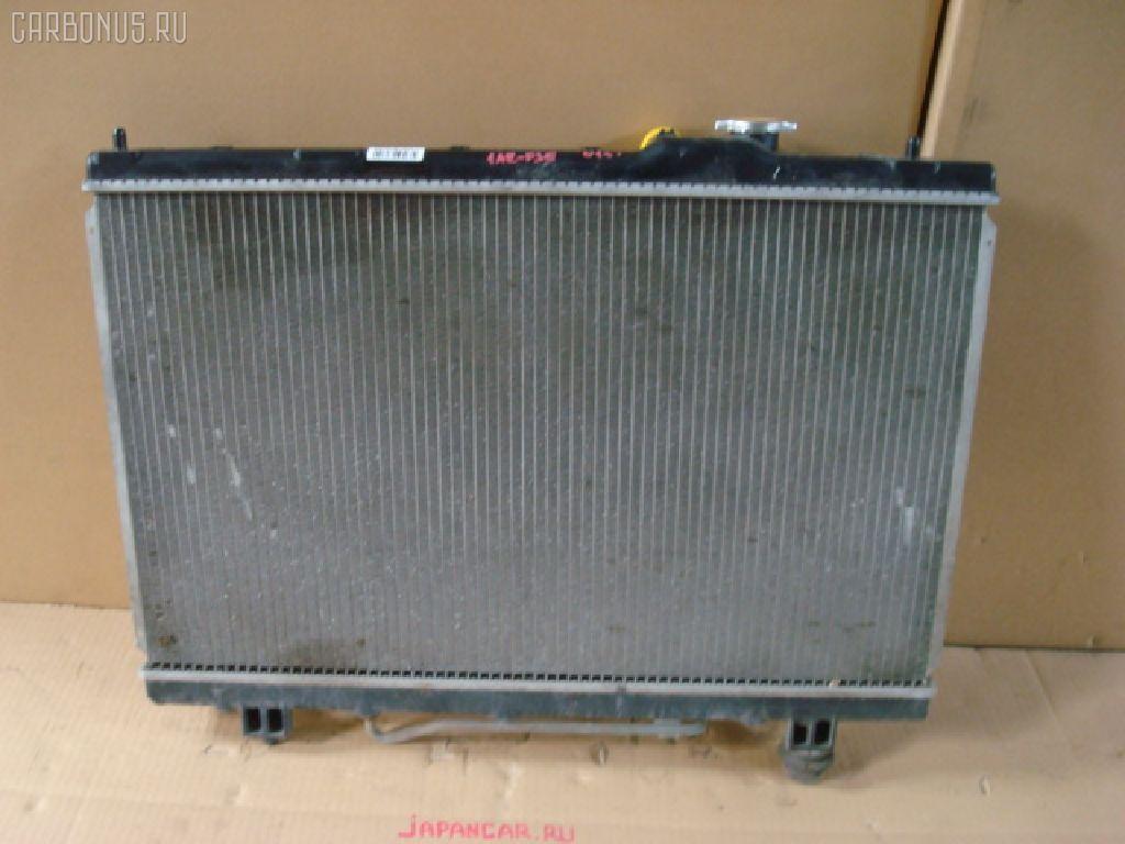 Радиатор ДВС TOYOTA GAIA ACM10G 1AZ-FSE. Фото 7