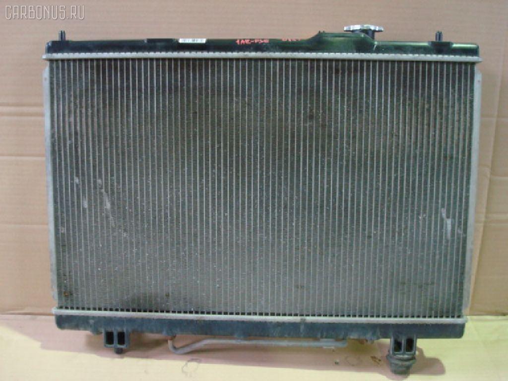 Радиатор ДВС TOYOTA GAIA ACM10G 1AZ-FSE. Фото 9