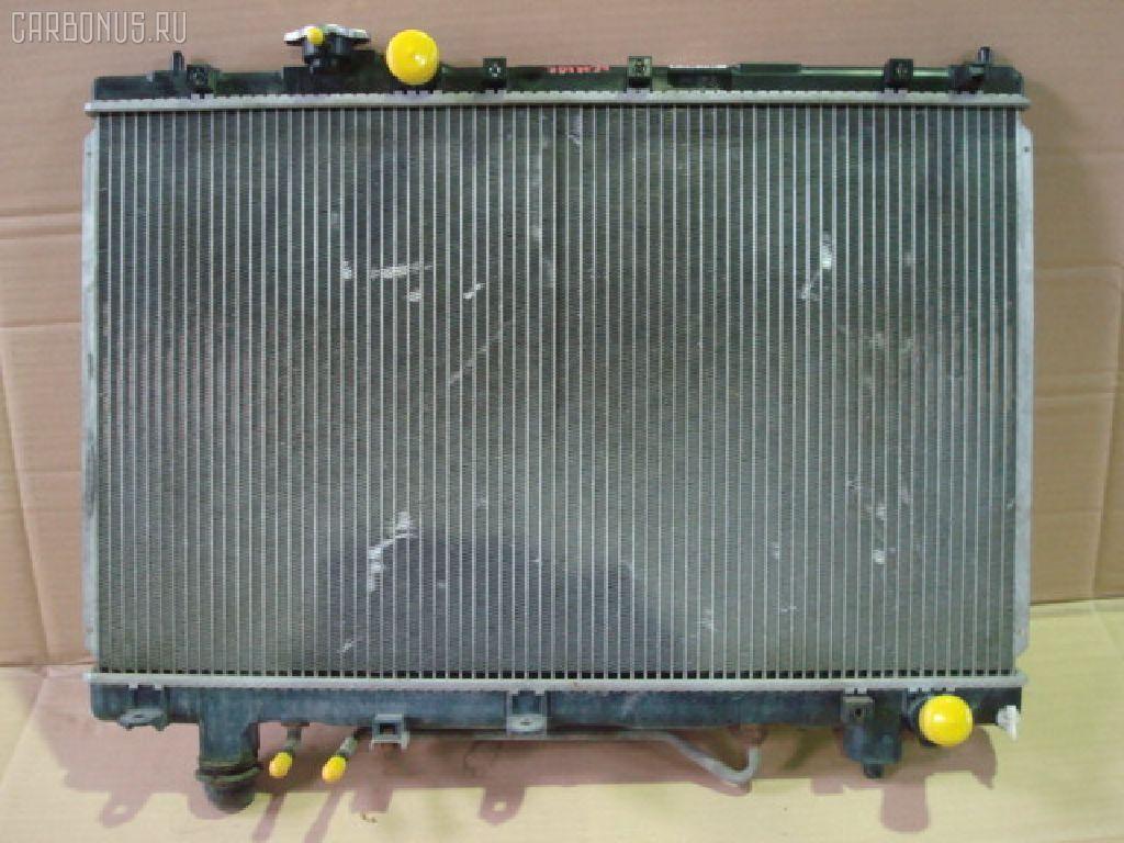 Радиатор ДВС TOYOTA GAIA ACM10G 1AZ-FSE. Фото 10