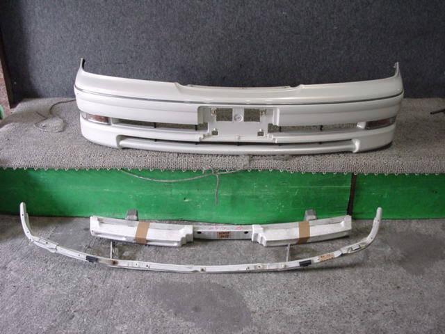 Бампер TOYOTA MARK II JZX100. Фото 2