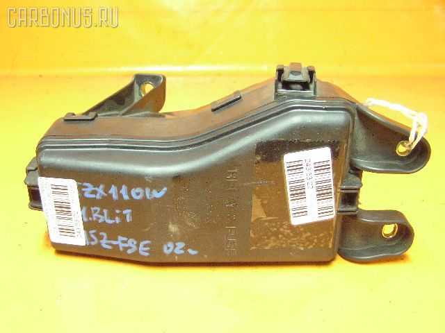 Блок предохранителей TOYOTA MARK II BLIT JZX110W 1JZ-FSE. Фото 1