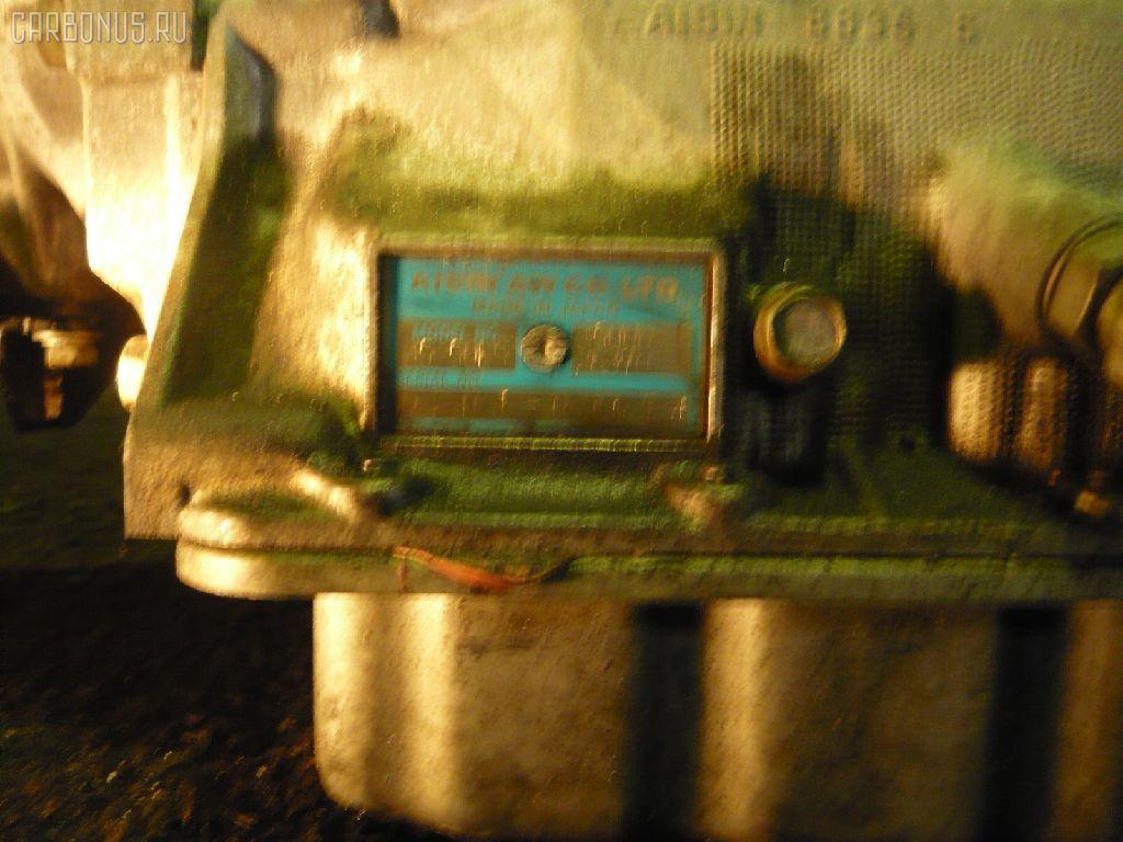 КПП автоматическая TOYOTA MARK II BLIT JZX110W 1JZ-FSE. Фото 1