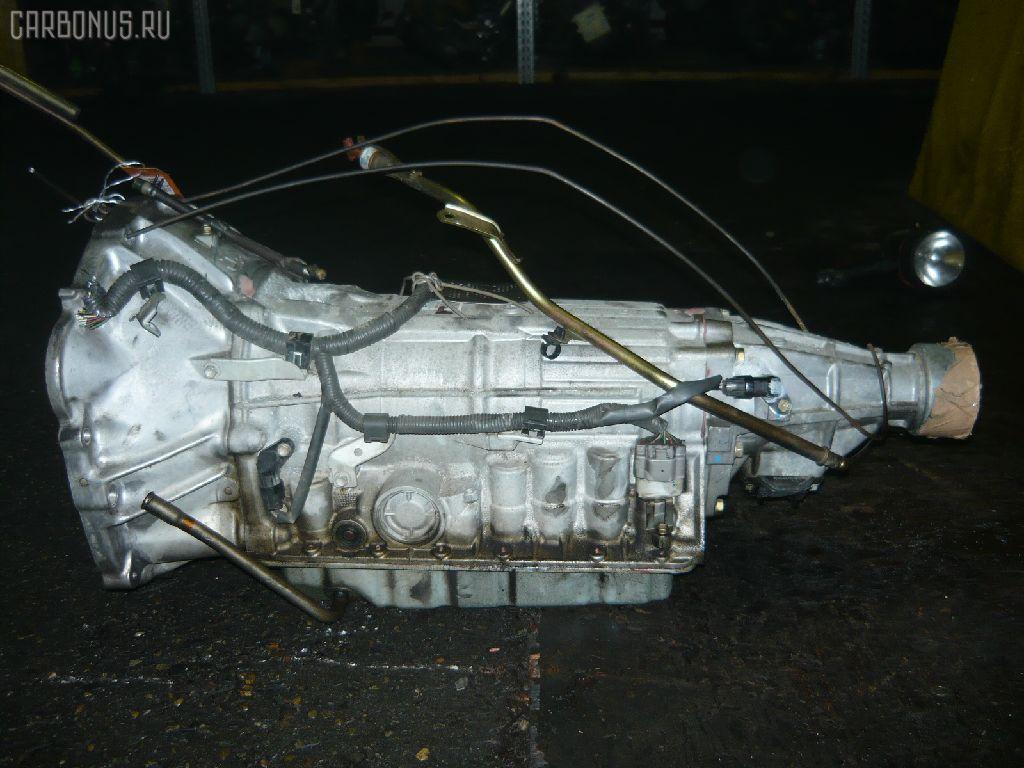 КПП автоматическая TOYOTA MARK II BLIT JZX110W 1JZ-FSE. Фото 4