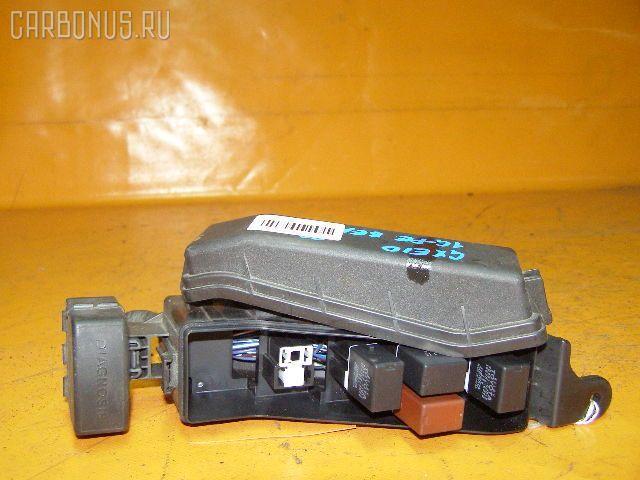 Блок предохранителей TOYOTA ALTEZZA GXE10 1G-FE. Фото 2