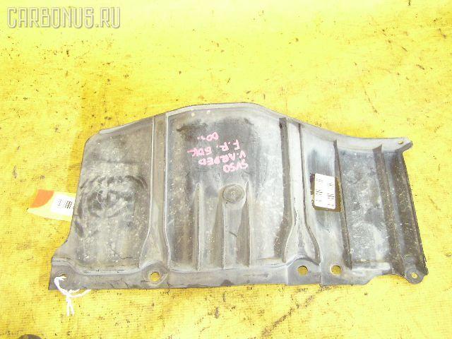 Защита двигателя TOYOTA PREMIO AZT240 1AZ-FSE. Фото 2