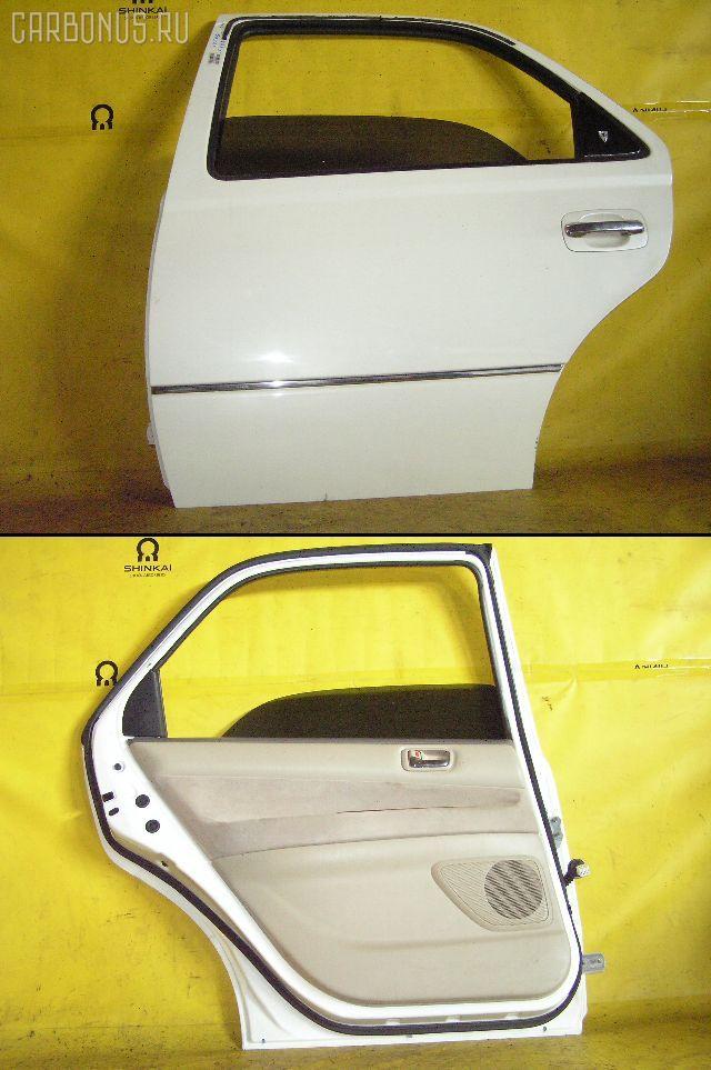 Дверь боковая TOYOTA VISTA ARDEO SV50G. Фото 1