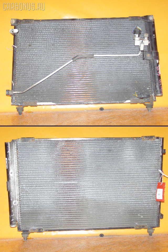 Радиатор кондиционера TOYOTA GAIA ACM10G 1AZ-FSE. Фото 10