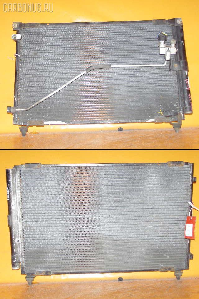 Радиатор кондиционера TOYOTA GAIA SXM10G 3S-FE. Фото 10