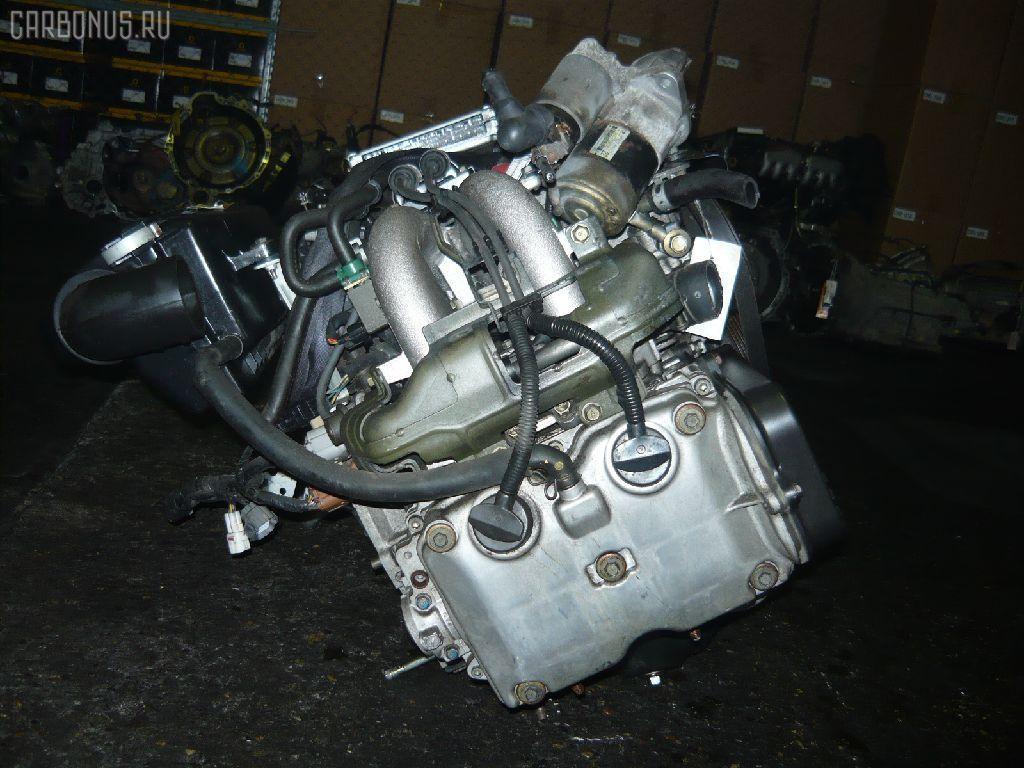 Двигатель SUBARU IMPREZA WAGON GG3 EJ152. Фото 2
