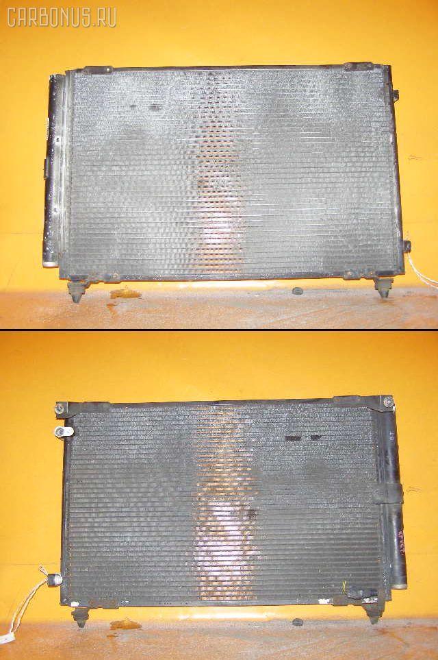Радиатор кондиционера TOYOTA GAIA ACM10G 1AZ-FSE. Фото 11