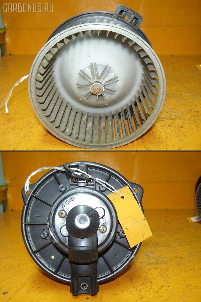 Мотор печки TOYOTA NADIA SXN10. Фото 11