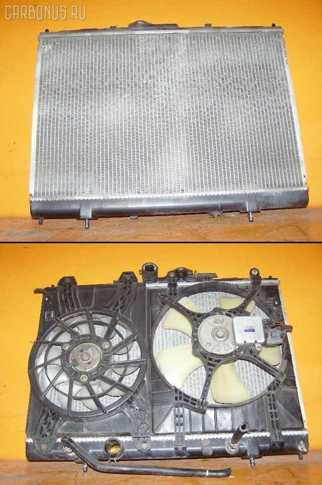 Радиатор ДВС MITSUBISHI PAJERO IO H66W 4G93. Фото 3