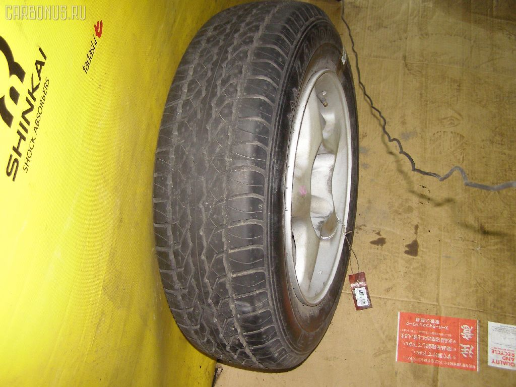 Автошина легковая летняя LANDAIR 215/65R16