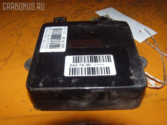Блок управления инжекторами TOYOTA VISTA ARDEO SV50G 3S-FSE. Фото 1
