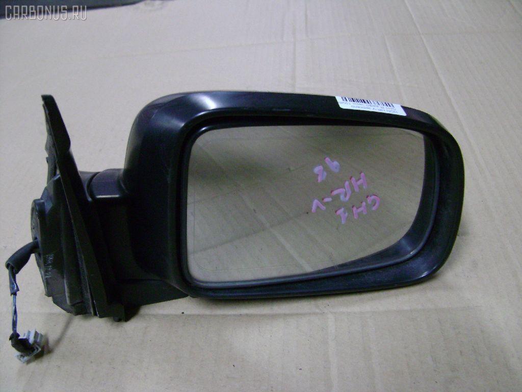 Зеркало двери боковой HONDA HR-V GH1. Фото 11