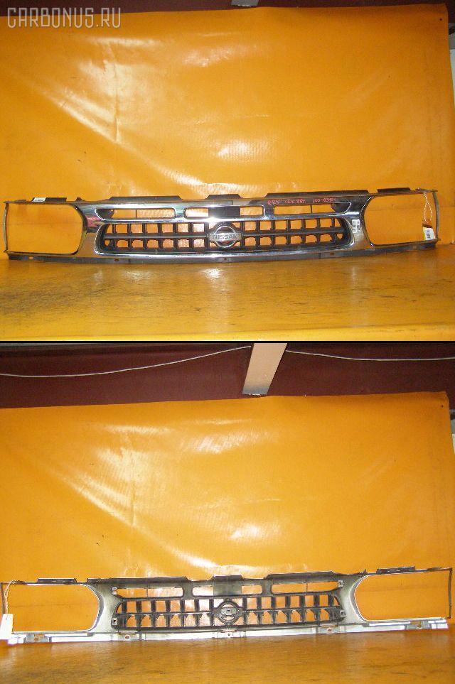 Решетка радиатора NISSAN TERRANO RR50. Фото 1