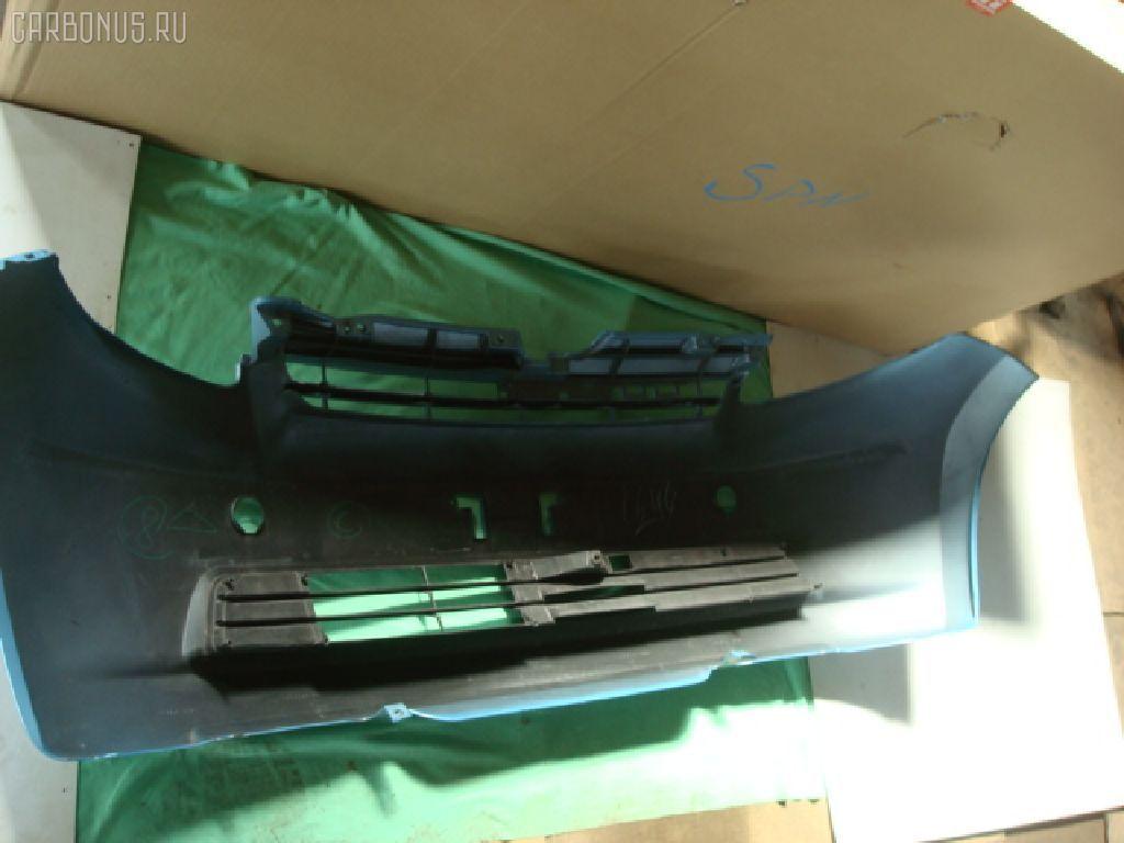 Бампер TOYOTA PASSO QNC10. Фото 3