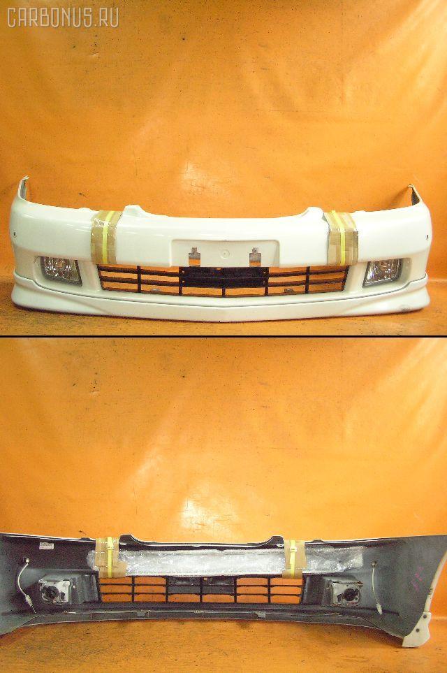 Бампер TOYOTA GAIA SXM10G. Фото 1