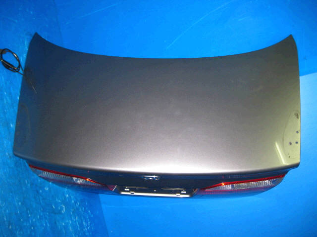 Крышка багажника HONDA TORNEO CF3. Фото 8