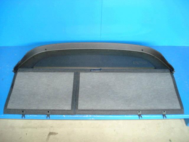 Шторка багажника TOYOTA ALLEX NZE121. Фото 2