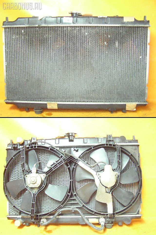 Радиатор ДВС NISSAN PRIMERA WAGON WQP11 QG18-DD. Фото 6