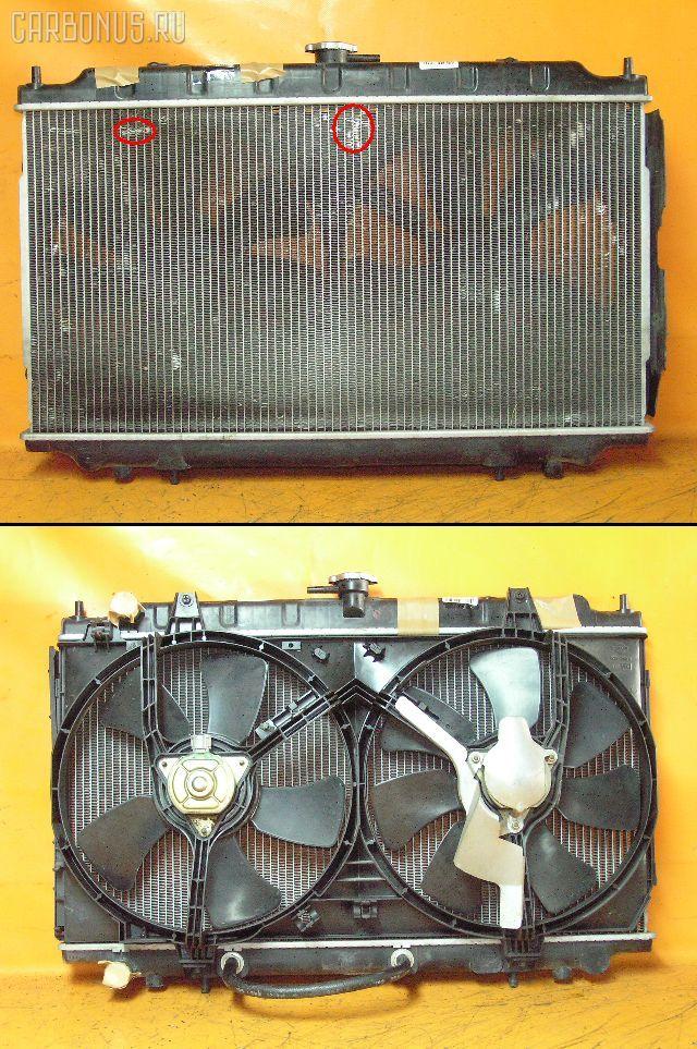 Радиатор ДВС NISSAN PRIMERA QP11 QG18DD. Фото 3