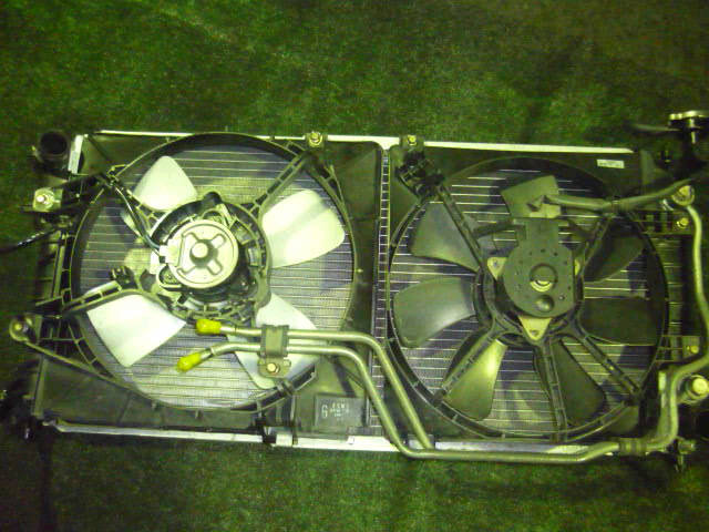 Радиатор ДВС MAZDA CAPELLA WAGON GW8W FP-DE. Фото 6