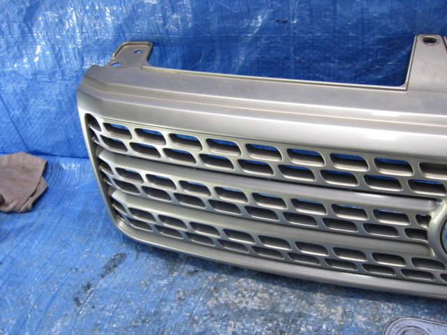 Решетка радиатора TOYOTA PROBOX NCP58G. Фото 5