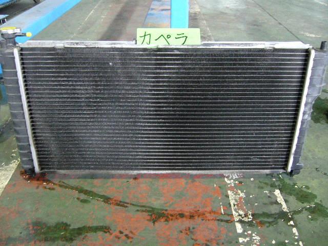 Радиатор ДВС MAZDA CAPELLA WAGON GW8W FP-DE. Фото 10