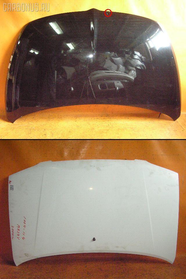 Капот MITSUBISHI GRANDIS NA4W. Фото 4