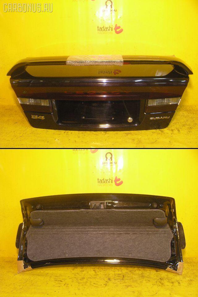 Крышка багажника SUBARU LEGACY B4 BE5. Фото 9