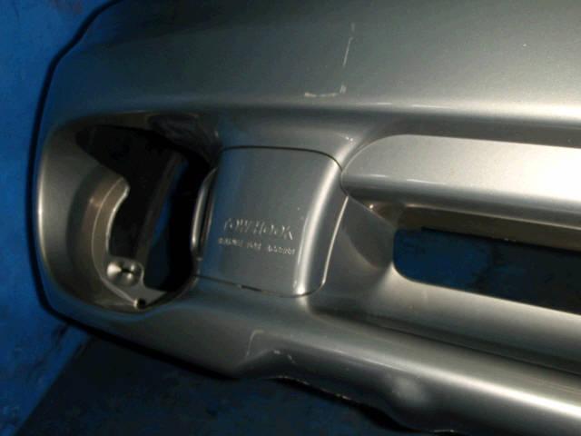 Бампер SUBARU LEGACY LANCASTER BH9. Фото 10