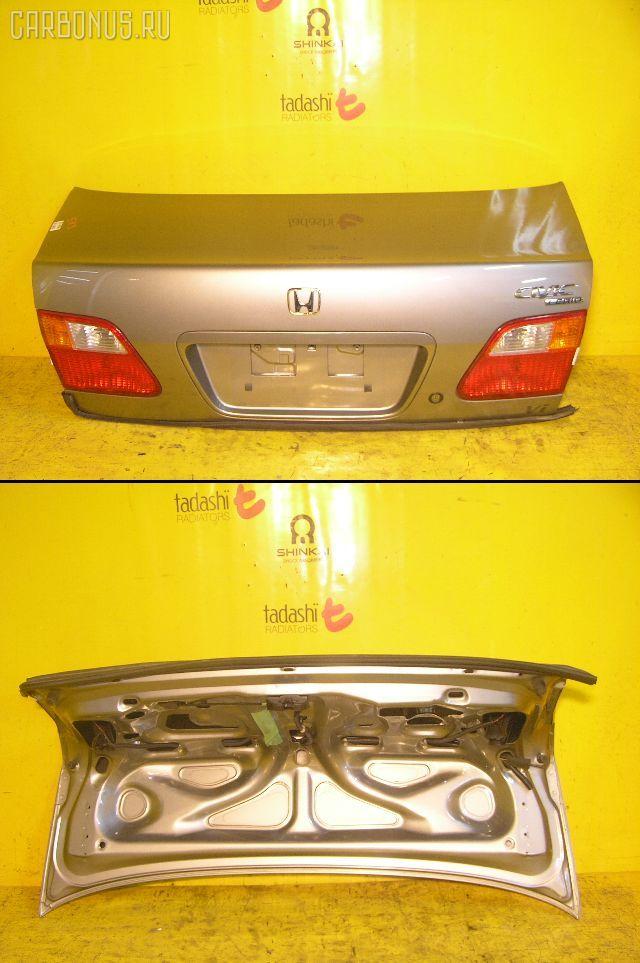 Крышка багажника HONDA CIVIC FERIO EK3. Фото 5