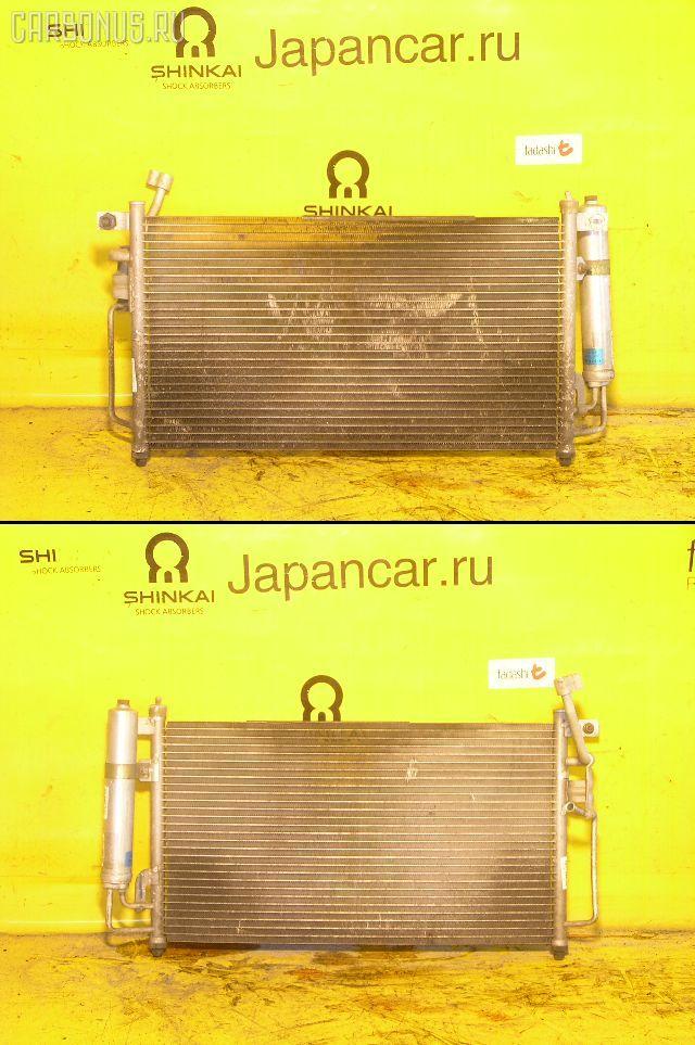 Радиатор кондиционера MAZDA DEMIO DY3W. Фото 5