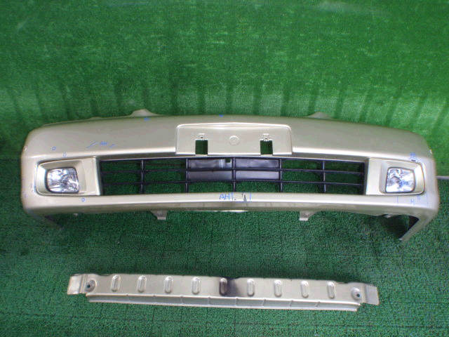Бампер TOYOTA GAIA ACM10G. Фото 4