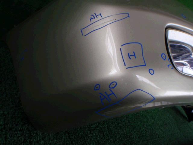 Бампер TOYOTA GAIA ACM10G. Фото 3