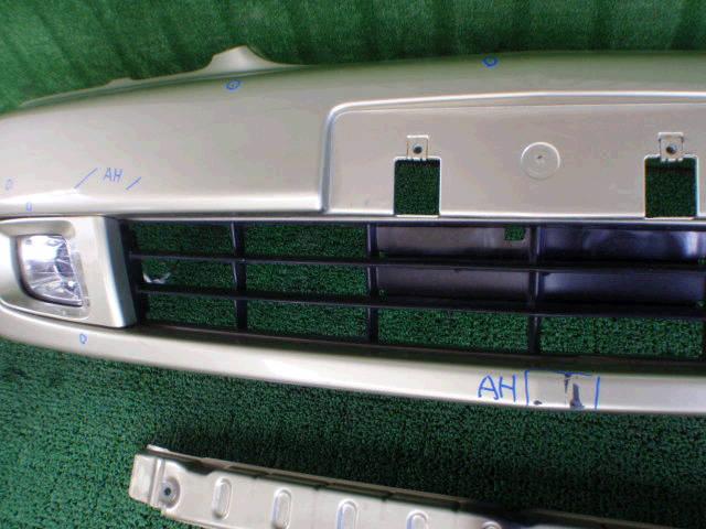 Бампер TOYOTA GAIA ACM10G. Фото 2