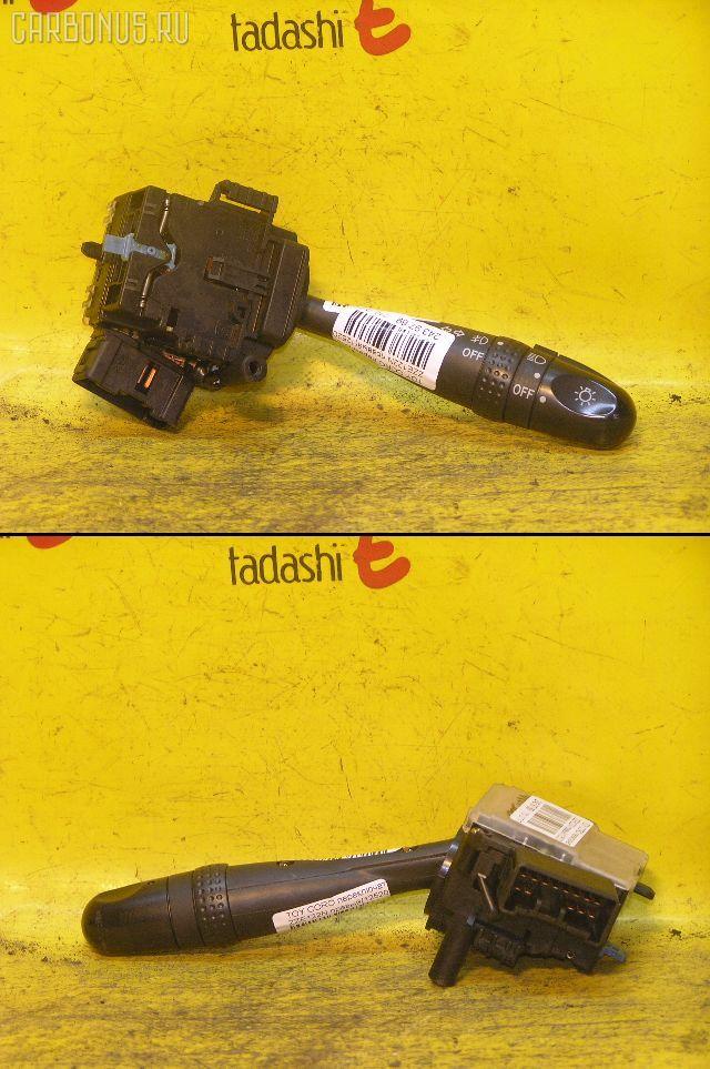 Переключатель поворотов TOYOTA COROLLA SPACIO ZZE122N. Фото 1