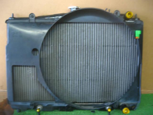 Радиатор ДВС NISSAN SKYLINE ER33 RB25DE. Фото 6