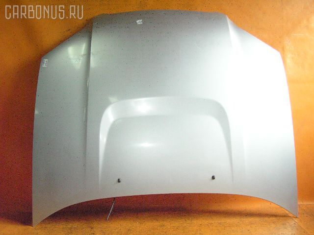 Капот SUBARU IMPREZA WAGON GG2. Фото 4