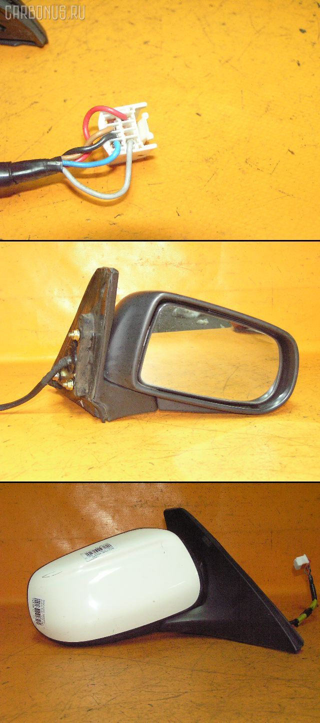Зеркало двери боковой MAZDA FAMILIA S-WAGON BJ5W. Фото 4