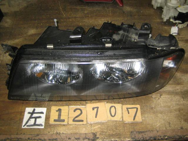 Фара MITSUBISHI DIAMANTE F31A. Фото 2