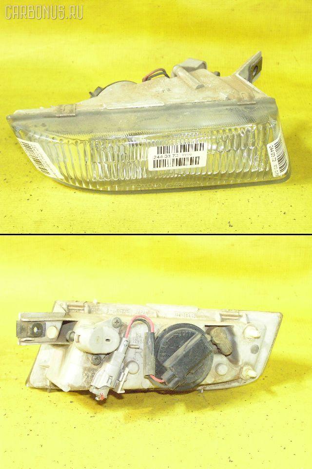 Туманка бамперная TOYOTA IPSUM SXM10G. Фото 1
