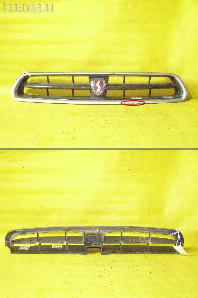 Решетка радиатора SUBARU LEGACY WAGON BH5. Фото 3