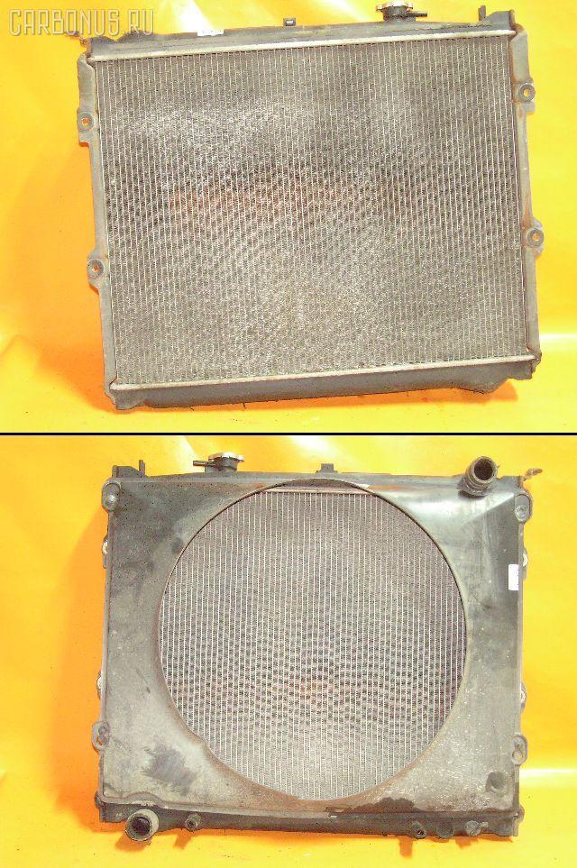 Радиатор ДВС MAZDA MPV LVLR WLT. Фото 5
