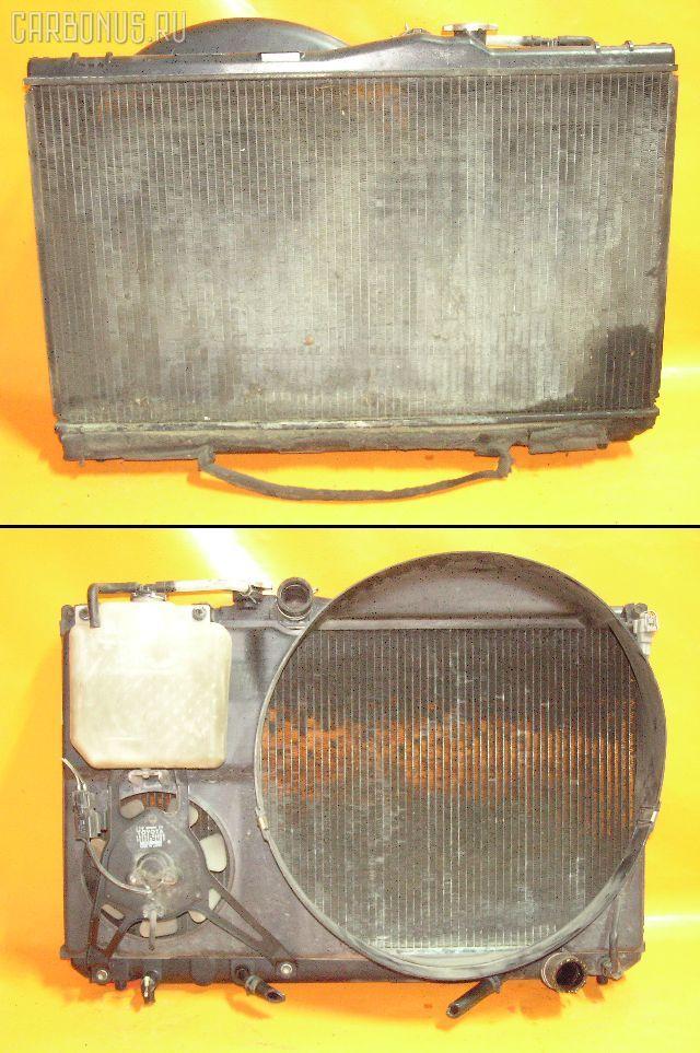Радиатор ДВС TOYOTA CHASER JZX90 1JZ-GE. Фото 2