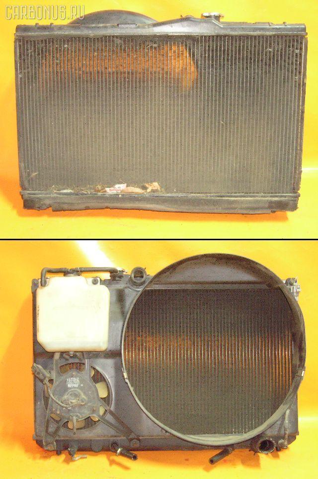 Радиатор ДВС TOYOTA CHASER JZX90 1JZ-GE. Фото 3