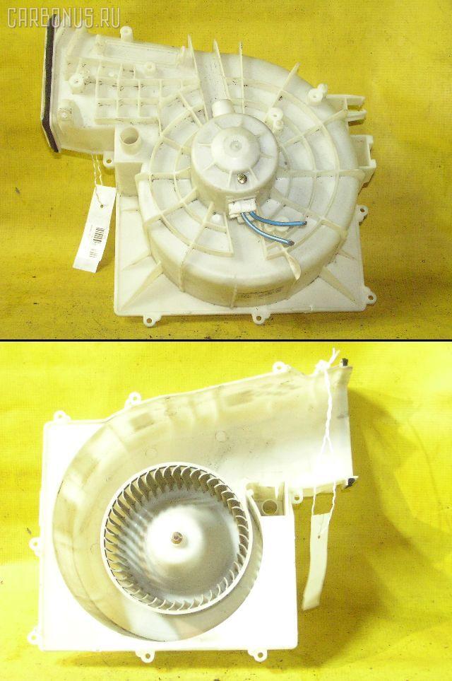 Мотор печки NISSAN PRIMERA WAGON WTP12. Фото 1