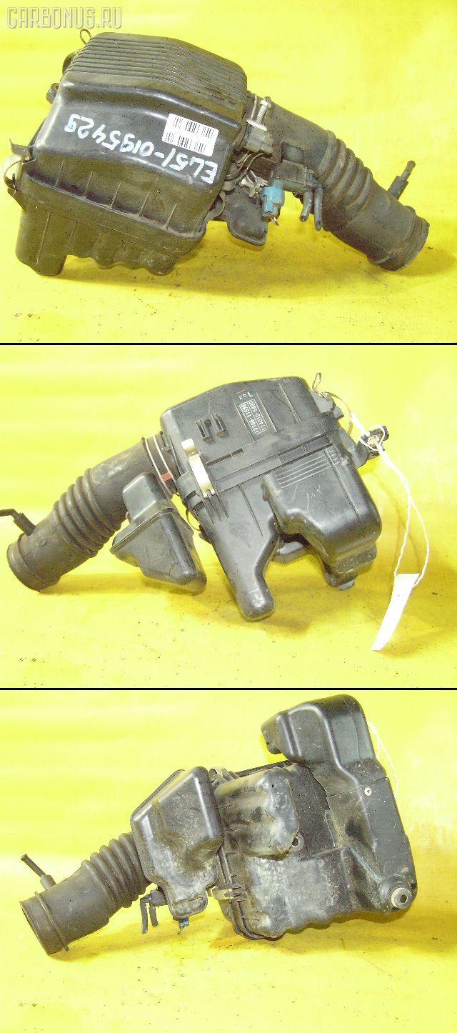 Корпус воздушного фильтра TOYOTA COROLLA II EL51 4E-FE. Фото 2